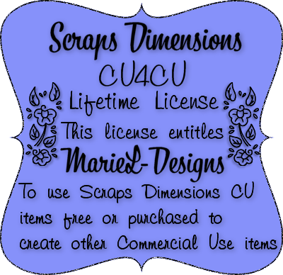 Scraps Dimensions License