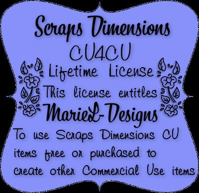 Scraps Dimensions License