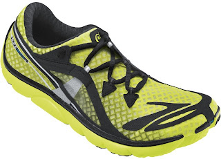 brooks puredrift barefoot