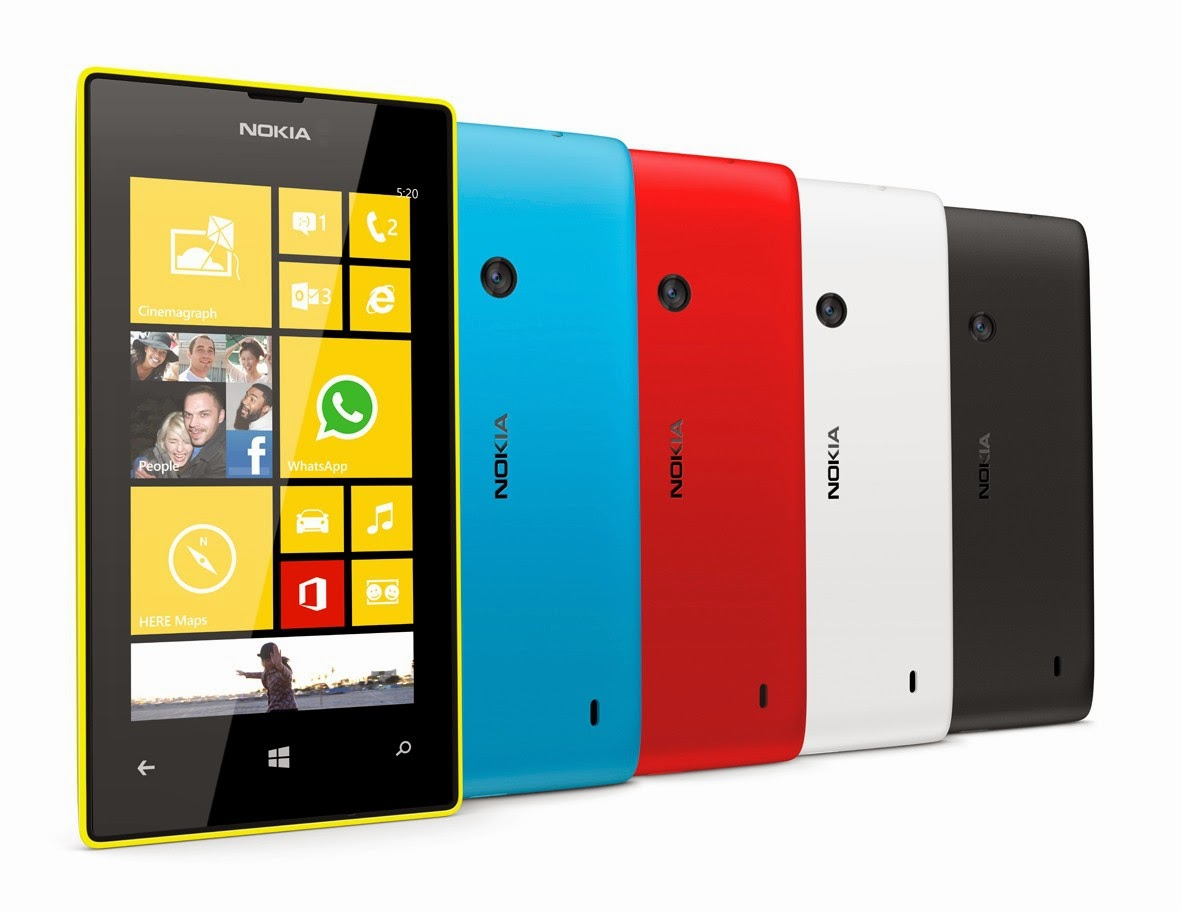 Daftar Harga Nokia Lumia Terbaru 2014