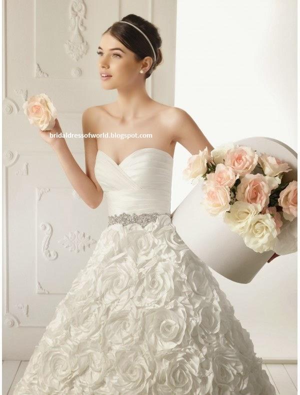 Bridal Dresses Of World Iranian Bridal Dress 6 - Rosette Wedding Dress