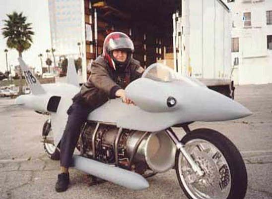 Rocket Motorcycle