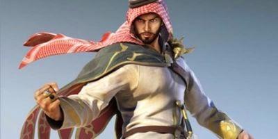 Shaheen character in Tekken 7