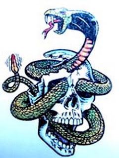Snake Tattoo Cobra Meaning