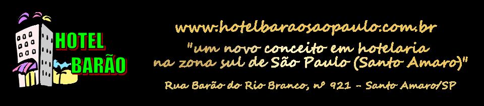 Hotel Barão São Paulo (Santo Amaro)