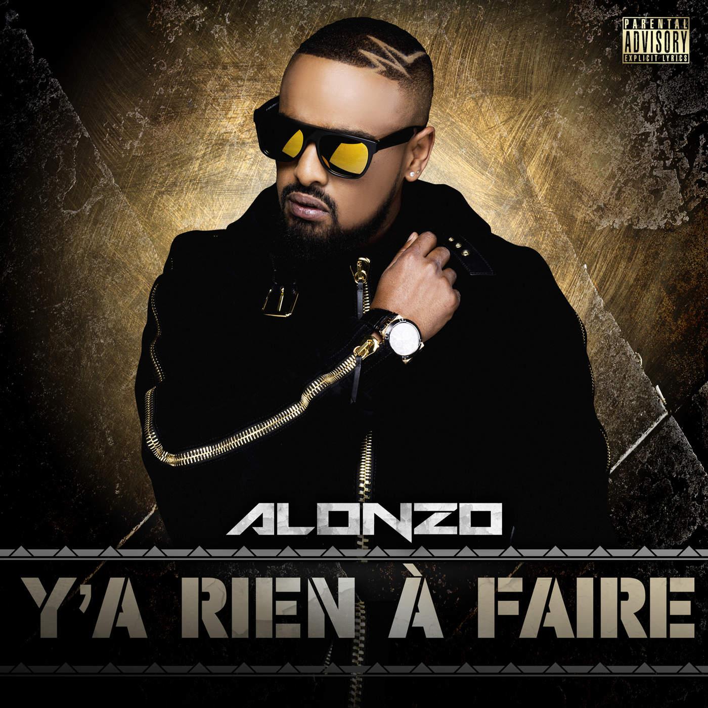 Alonzo - Y'a rien à faire - Single Cover