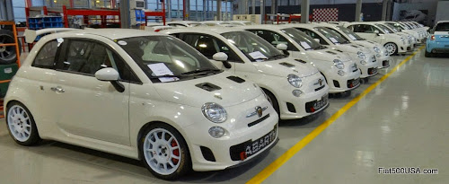 Abarth HQ Workshop