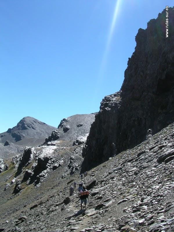 SIERRA NEVADA: Cerro del Caballo 3005 m