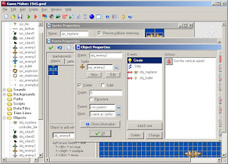 Interface do Game Maker