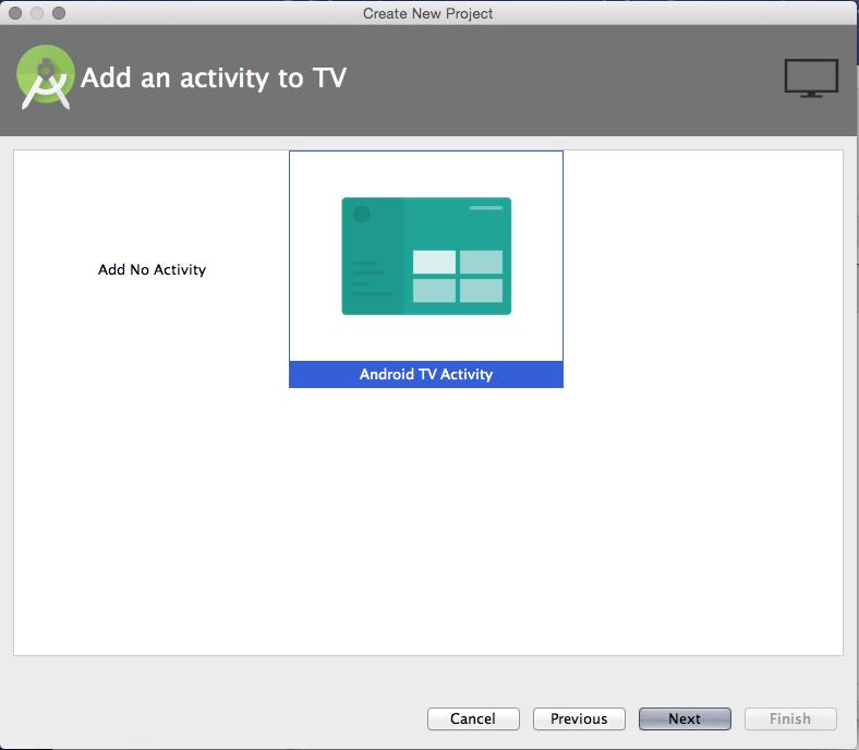 apple tv app development