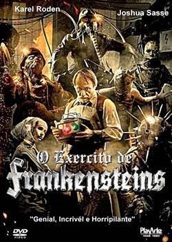 Filme O Exército de Frankenstein