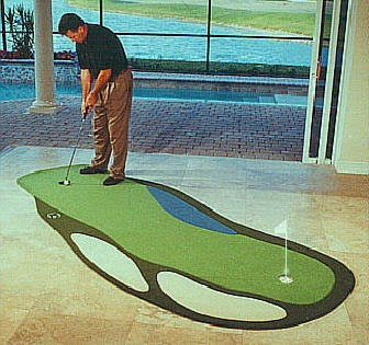 The Original Steve LaPorte Indoor Putting Greens: SHOULD YOU BUILD ...