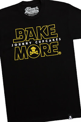 "Star Wars: The Force Awakens ""Bake More Returns"" T-Shirt by Johnny Cupcakes"