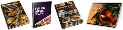 Paleo Recipe Book Bonuses