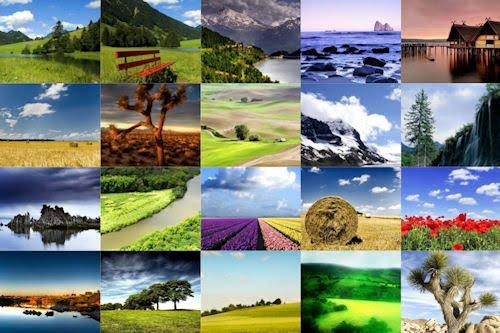 20 Wallpapers para iPad y iPad2 (Imágenes de 1024x1024px)