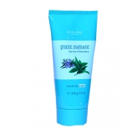Buy Oriflame Pure Nature Tea Tree And Rosemary Purifying Scrub at Rs.231 : BuyToEarn