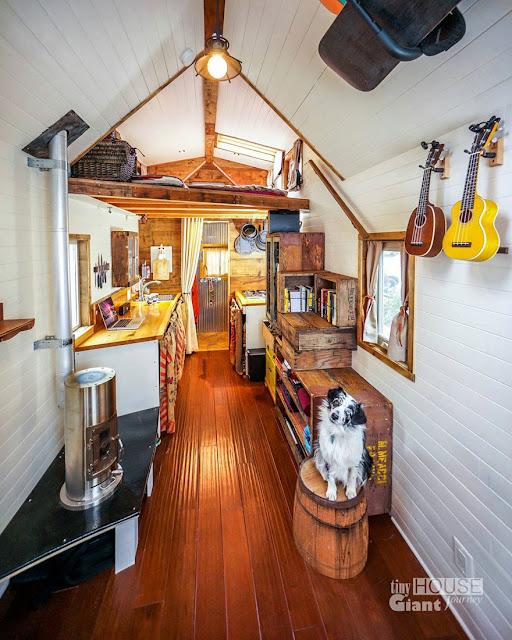 Las casas pequeñas más geniales del mundo