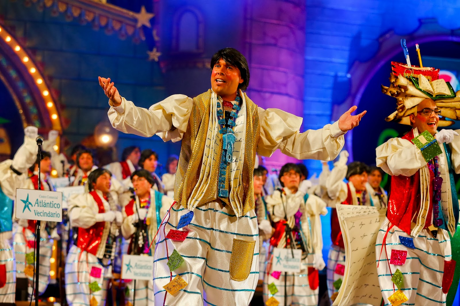 Los serenquenquenes gana el concurso de murgas del carnaval - Puff las palmas ...