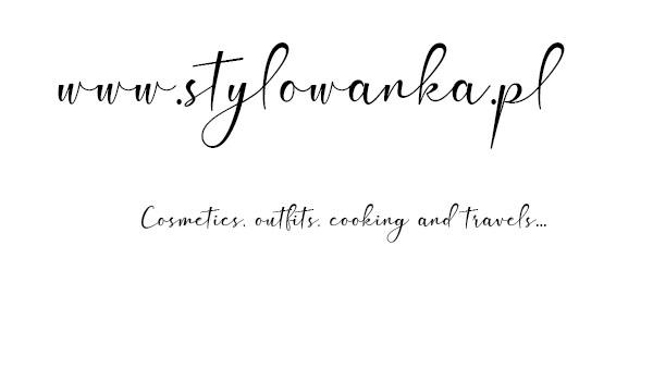 Blog o lifestylu, kosmetykach i stylizacjach.