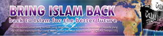 Bring Islam Back
