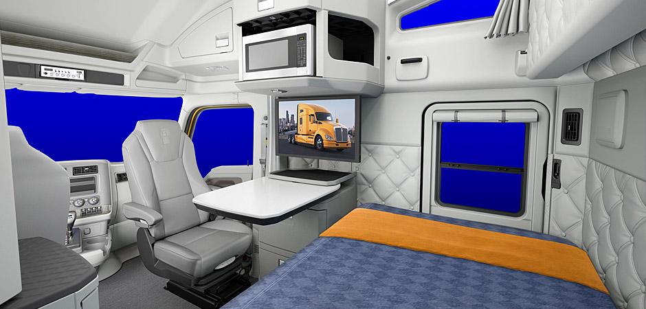 Kenworth trucks kenworth trucks los mejores del mundo 39 for Kenworth t660 studio sleeper interior