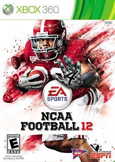 NCAA Football 12  [XBOX360]