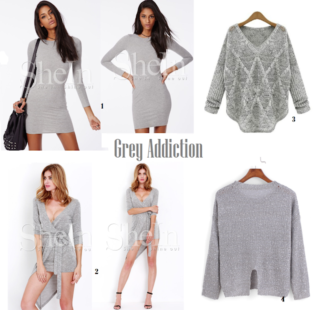 grey outfit ideas pinterest 2015
