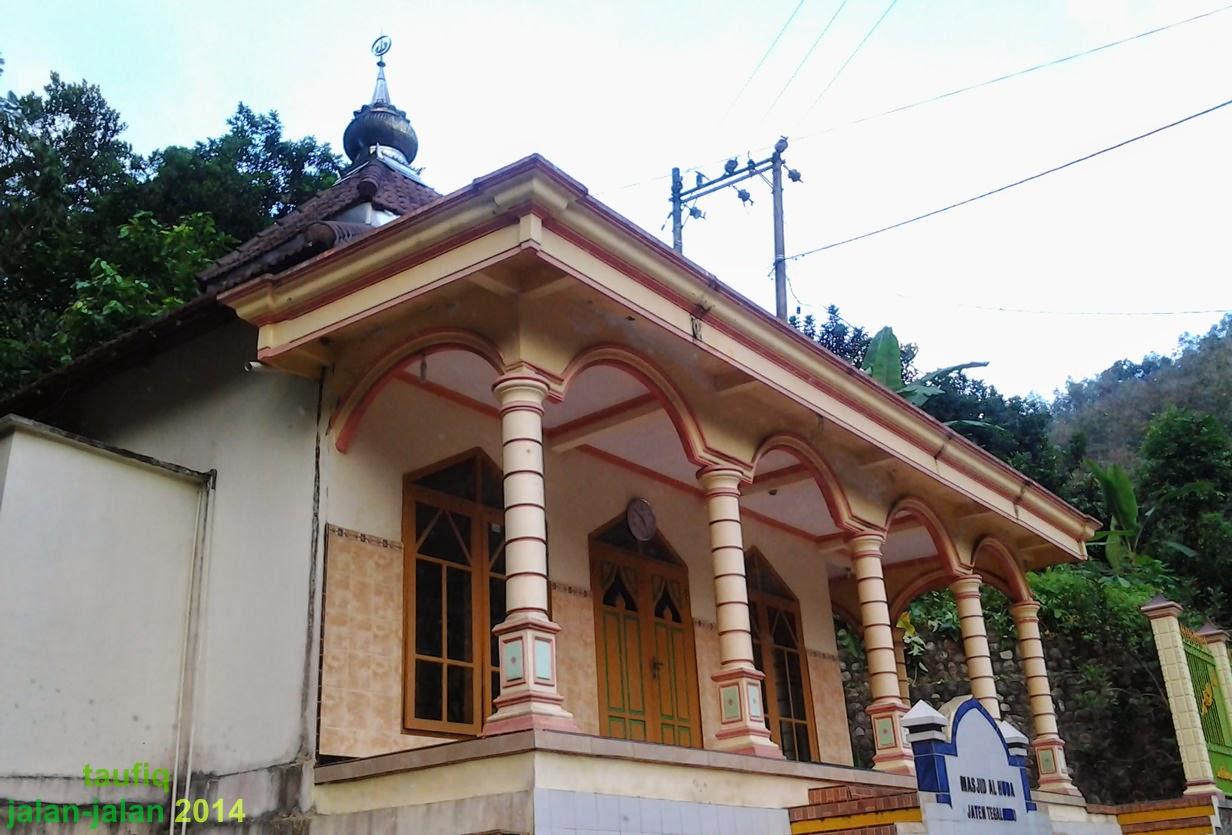 Masjid Al-Huda Tegalombo