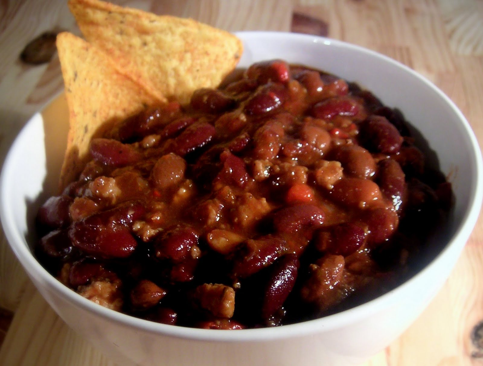 BS Recipes: Slow Cooker Chili