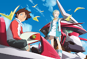#27 Eureka Seven Wallpaper