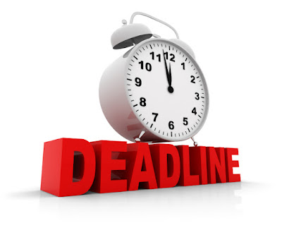 Sharing: Deadline oh Deadline