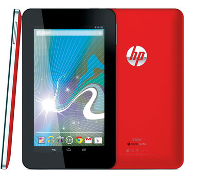 HP Releases it's New Tablet SLAT7