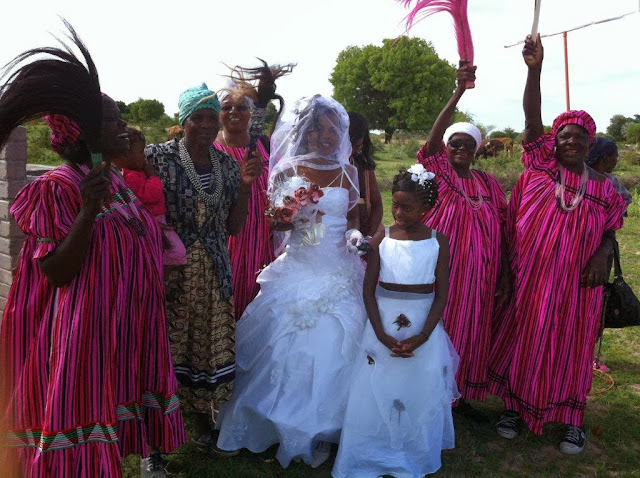 Beautiful xhosa wedding