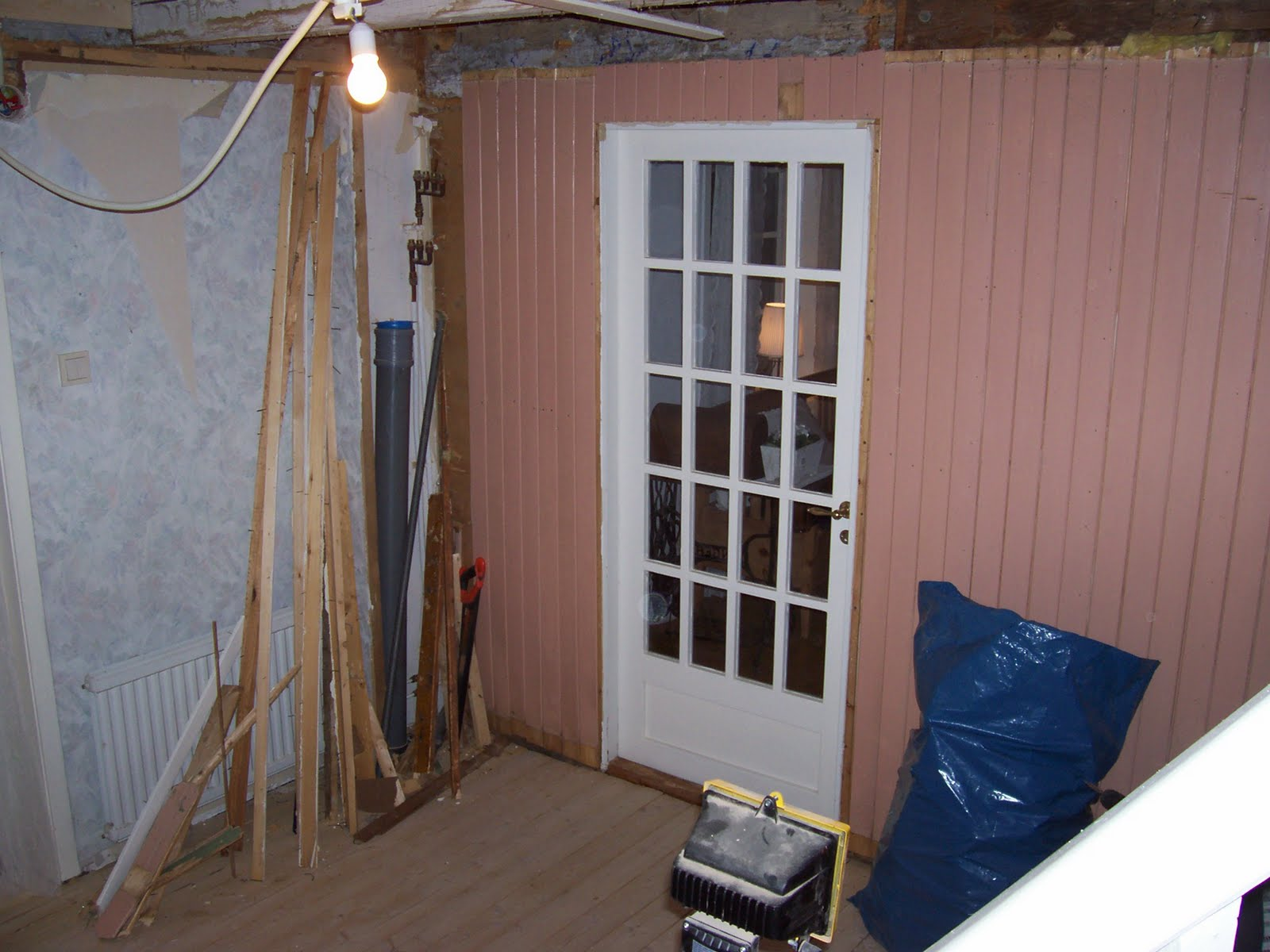 Renoveringsträsket: juli 2011