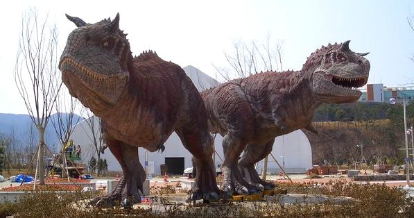 Le blog de nitz jurassic park 4 un nouveau dinosaure terrifiant - Dinosaure de jurassic park ...