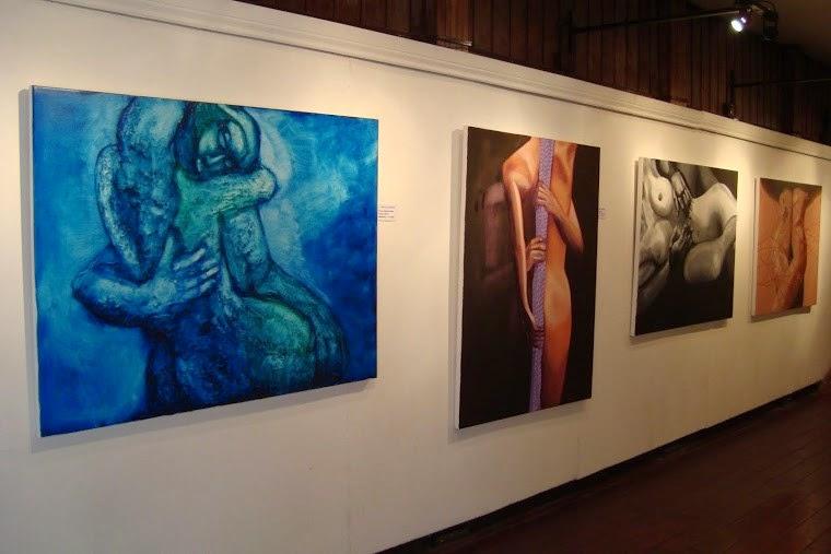 """Exposición Colectiva X Versión""""EROTISIMO"""""""
