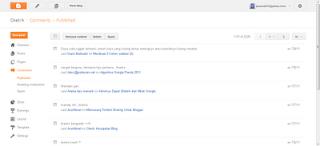 Blogspot Baru