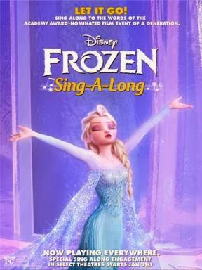 Disney Frozen - Sing-a-long
