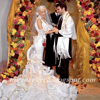 Christina Aguilera dan Jordan Bratman