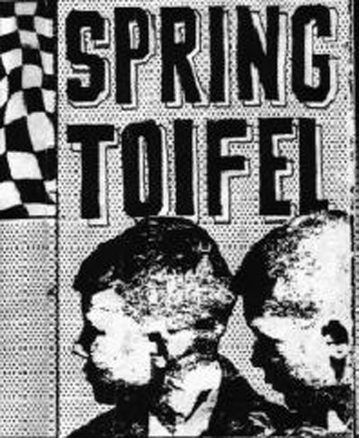 Springtoifel - 10 Jahre Satanische Takte
