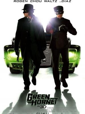 Chiến Binh Bí Ẩn The Green Hornet