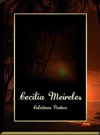 E-book - Cecília Meireles