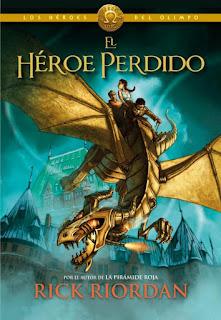 Saga Los Héroes del Olimpo I: El Héroe Perdido, de Rick Riordan
