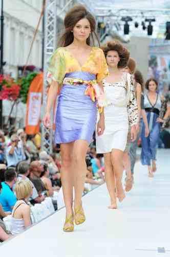 hypnotizing fashion pokaz mody