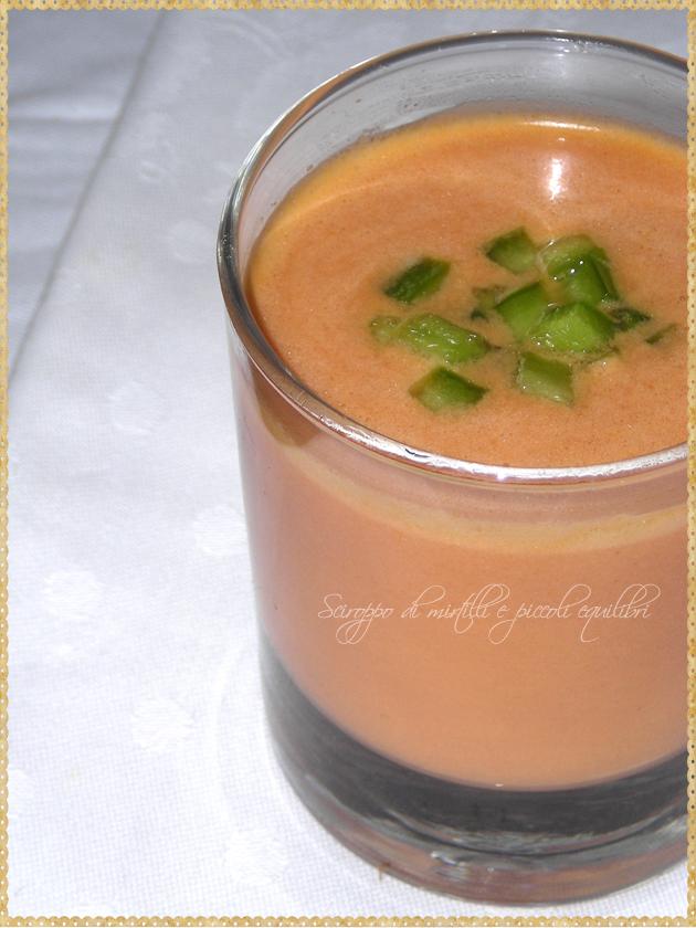 Gazpacho andaluso