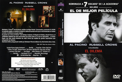 Cine Clasico: El dilema | 1999 | The insider | Al Pachino