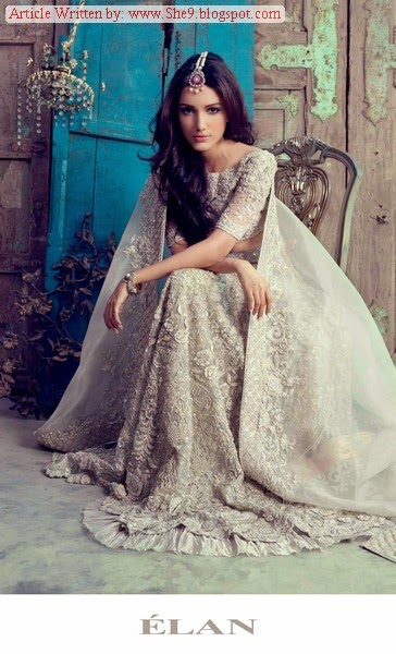 Elan Bridal Couture | Garden of Evening Mists.