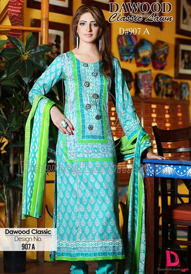 Dawood Classic Summer 2015 Collection
