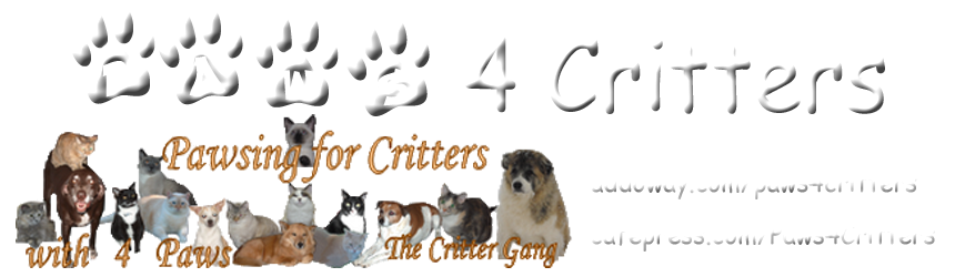 Paws4Critters