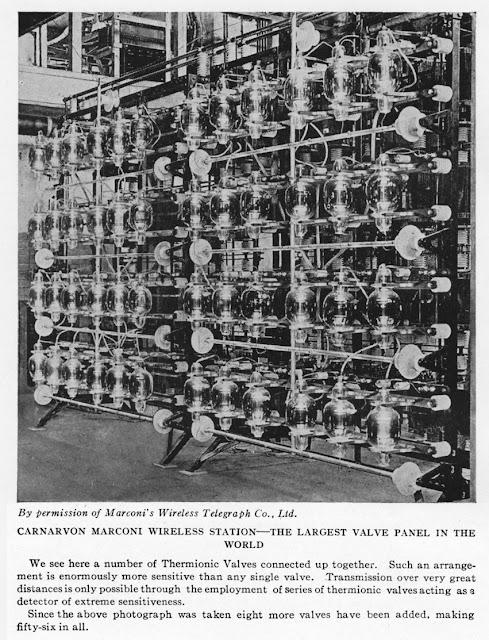 Thermionic valves